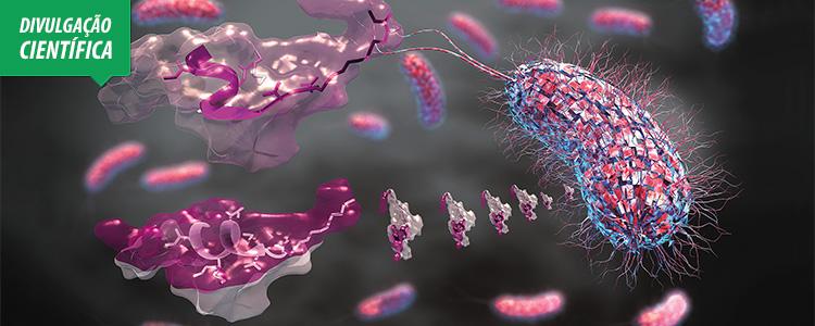 Pesquisa molecular busca alternativa ao uso de antibióticos