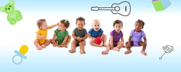 Experimente Música: Oficina de Música para Bebês
